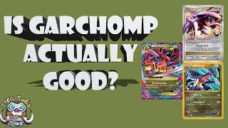 How Good was Garchomp Actually? Every Garchomp Card Ever! (Pokémon TCG)