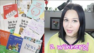 18 Korean Books You Need   Giveaway