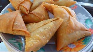 Making Of Bengali Samosa In Kuala Lumpur