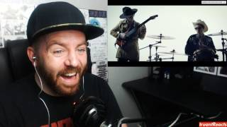'Hos Down' Music Video - Jason Richardson & Luke Holland ft. Rick Graham  - REACTION!