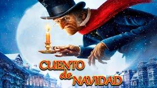Cuento de Navidad película completa. audio latino