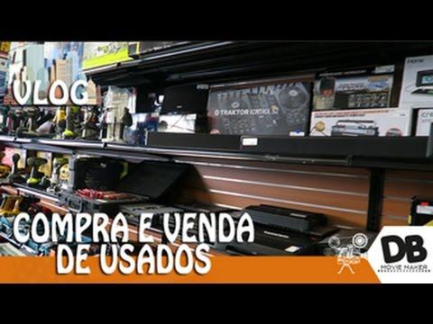 Lojas que compra e vende produtos usados - Db In The USA #554