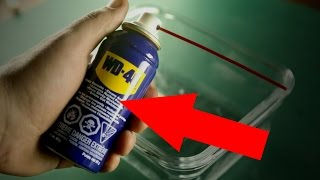 10 SIMPLE LIFE HACKS WITH WD-40