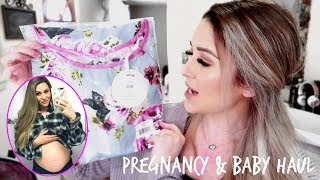 22-24 WEEKS PREGNANT | WEIGHT GAIN, LIFE UPDATES, MOMMY & BABY HAUL! | Liza Adele