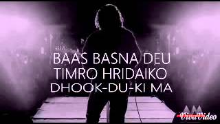 Parelima Nepali song lyrics