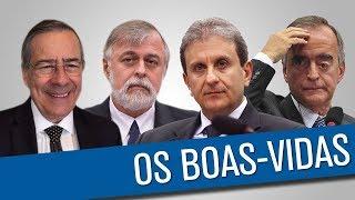 Quem delatou o Lula se deu bem