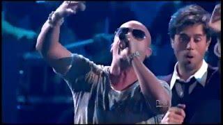 Enrique Iglesias, Wissin y Yandel, Pitbull y Shakira en vivo. Premios Lo Nuestro 2017, Latin Gramys