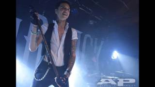 Please vote Andy Black's The Shadow Side best album and we don't have to dance best song