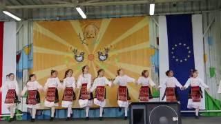 Mladost Montana dance 2 - ICFF Sofia 2016