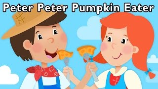 Giant Pumpkin House | Peter, Peter, Pumpkin Eater and More | Baby Songs from Mother Goose Club!