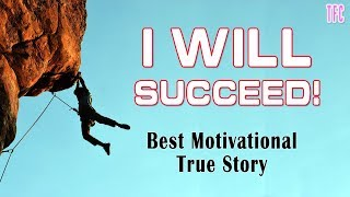 Truly Inspiring & Best Motivational Video Story By Navin B | English | I Will Succeed