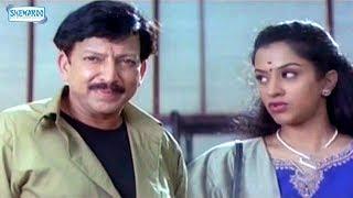 Kotigobba Kannada Movie   Sahasa Simha's true Identity revealed   Kannada Scenes   Dr.Vishnuvardhan