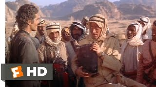 Nothing is Written - Lawrence of Arabia (4/8) Movie CLIP (1962) HD