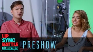 Lip Sync Battle Shorties Preshow (with Sarah Hyland of