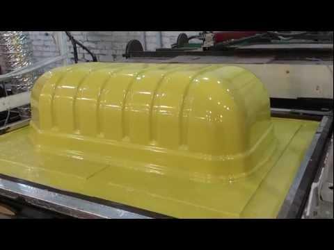Вакуумная формовка технологии
