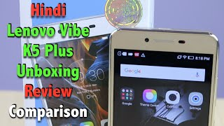 [Hindi] Lenovo Vibe K5 Plus India Review