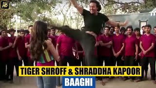 Baaghi Promotional Events 2016 | Tiger Shroff, Shraddha Kapoor