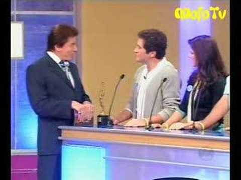 Pânico e familia do Daniel no Family Feud parte01