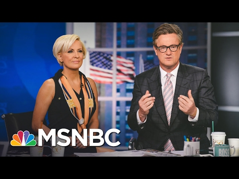 Joe To White House You Keep Lying We ll Keep Reporting About It Morning Joe MSNBC