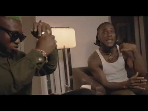 Zlatan X Burna Boy Killin Dem Official Music Video OnASpaceship