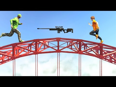 RUN TO THE GUN OR DIE GTA 5 Funny Moments