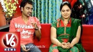 Singers Gopika Poornima And  Mallikarjuna In Life Mates || V6 News