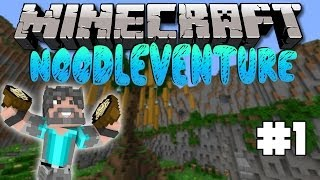 Minecraft : Think's Noodleventure - Ep. 1 - THE NOODLE TREE!