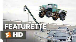 Monster Trucks Featurette - Avoiding Traffic (2017) - Jane Levy Movie