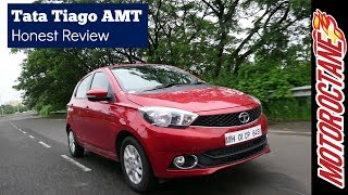 2018 Tata Tiago AMT Review  in Hindi - EXCLUSIVE