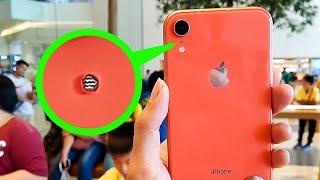 هل تعلم ما هو سر الثقب الموجود بجانب كاميرا الايفون !