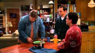 TBBT-The Speckerman Recurrence-Leonard stands against his H.S bully