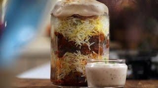 Seekh Kabab Biryani | Cooking Classy with Chef Afraz | Sanjeev Kapoor Khazana
