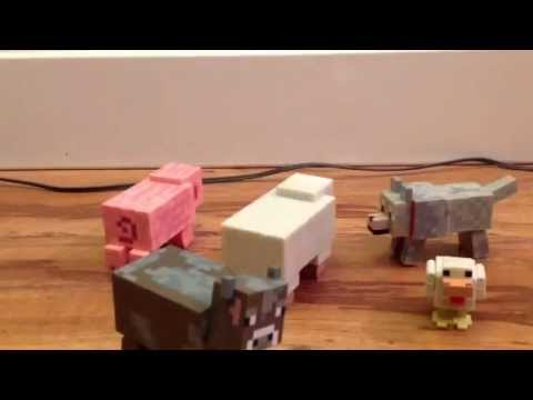 Xxx Mp4 Minecraft Action Figures Stop Motion Movie 1 Part 1 3 3gp Sex