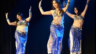 TABU performs Tribal Fusion at The Massive Spectacular!