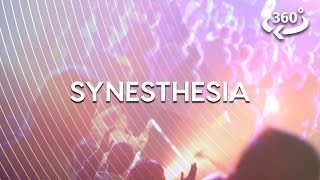 Hearing Color, Seeing Sound. This Is Synesthesia. (360 Video)