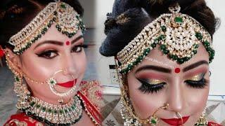 Full HD Makeup कैसे करे Step by step ( Hindi )( LA Girl Pro Concealer )