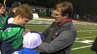 Kirby Smart hits the recruiting trail