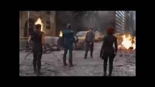 the avengers tamil dubbed scene