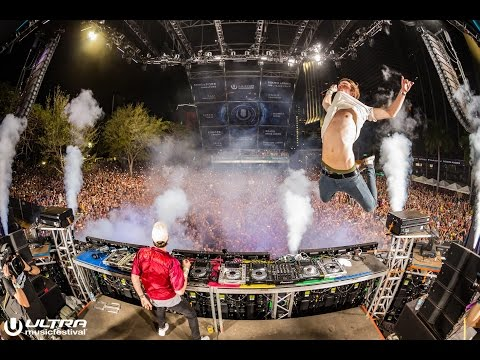 Download The Chainsmokers - Live @ Ultra Music Festival 2016