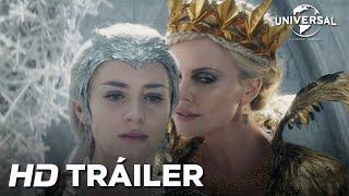 Las Crónicas de Blancanieves - El Cazador y la Reina del Hielo – Tráiler Mundial
