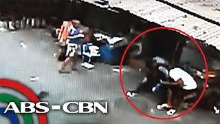 TV Patrol: Lalaking nakaistambay, binugbog at tinutukan ng baril