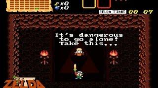 SNES MSU1 BS The Legend of Zelda  - Map 1