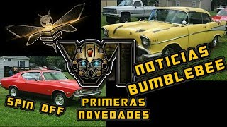 NOTICIAS Transformers Spin Off BUMBLEBEE