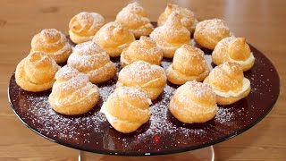 Cream Puff Pastry (Noon Khamei) | نون خامه ای