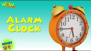 Alarm Clock - Motu Patlu in Hindi WITH ENGLISH, SPANISH & FRENCH SUBTITLES