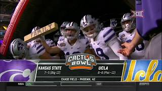 UCLA vs Kansas State Football Highlights