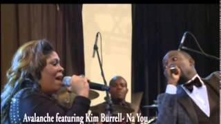 """AVALANCHE FEAT. KIM BURRELL """"NA YOU' 2014"""