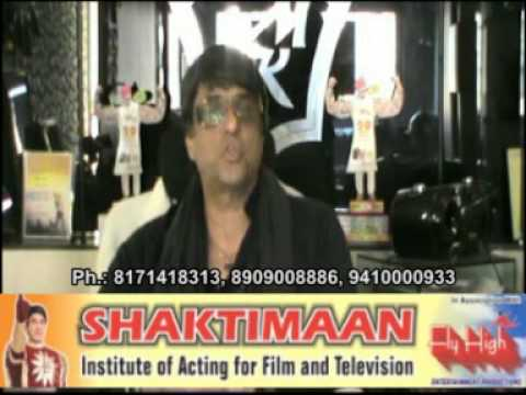 Xxx Mp4 Shaktimaan Institute Of Acting For Film And Television Ad For 5 Batch 3gp Sex