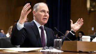 Senators hammer Trump Cabinet nominees in fiery hearings