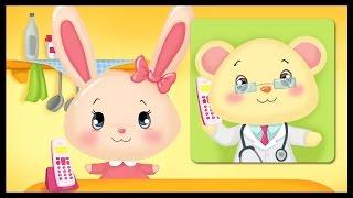 Dessin animé Titounis pour enfants - Chez le docteur - Monde des petits